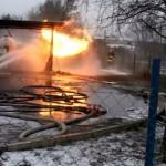 Odważna interwencja Straży Pożarnej na stacji benzynowej