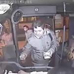 Autobusowy złodziej wpadł w pułapkę