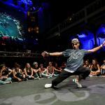 Tak bawią się mistrzowie breakdance'u!