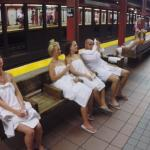 Spa w metrze