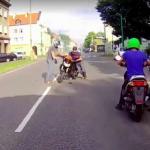 Motocykliści na drogach - to nie powinno się wydarzyć!