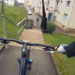 Downhill po mieście - EXTREME!