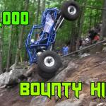 Ten pojazd potrafi się wspinać!