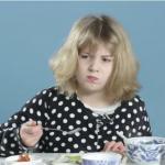 Amerykańskie dzieci próbują śniadań z różnych krajów świata - jest i Polska