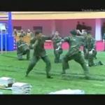 Tak trenują żołnierze Kim Dzong Una