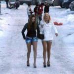 Jak Rosjanie radzą sobie z temperaturą -40?