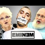 Starzy ludzie reagują na piosenki Eminema