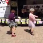 Taniec seniorów
