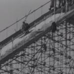 Pierwsze zawody skoczków narciarskich (1950 rok)