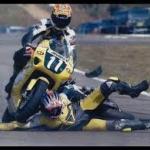 Brutalne wypadki z udziałem motocykli