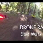 """Wyścigi dronów - jak """"Gwiezdne Wojny"""""""