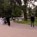 Arabska kobieta tańczy breakdance!?