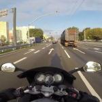Polscy motocykliści zrobili dobry uczynek