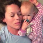 Dlazego śpiąc z dzieckiem nigdy się nie wyśpisz?