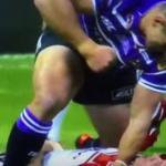 Brutalność w rugby