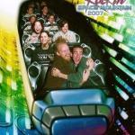 Najlepsze zdjęcia na rollercoasterach