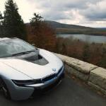 BMW i8 - zjawiskowe auto już na drogach!