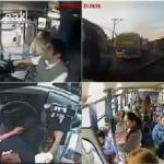 Pouczające zachowanie kierowcy autobusu