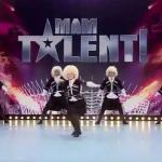 """Czeczeński taniec w """"Mam Talent"""""""