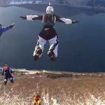 Basejumping jest NIESAMOWITY!