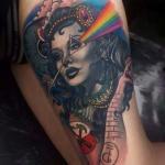 Wyjątkowe tatuaże - ich twórcy to prawdziwi artyści!
