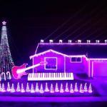 Niezwykłe show bożonarodzeniowe