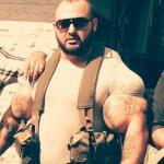 Ten syryjski żołnierz zakochał się... w syntholu!