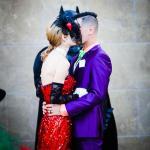Ślub fanów Batmana - MEGA!
