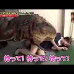 Japoński kawał z dinozaurami