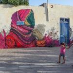 150 artystów zamieniło zniszczoną wyspę w dzieło sztuki!
