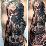 Imponujące tatuaże - też chcesz taki mieć?