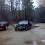 Diesel musi dymić!