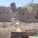 Zdarzenia w Syrii na GoPro