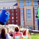 Ice Bucket Challenge... z zaskoczenia!