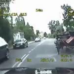 """""""Prrrrrrrrrr!"""" - policyjny pościg po polsku"""