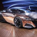 Peugeot Onyx - najbardziej eleganckie auto świata?