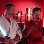 Czy miecz świetlny nadaje się do walki?