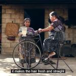 Gwatemala - tam rowery nie są jedynie środkiem transportu