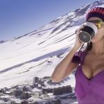Tak dziewczyny w Chile piją gorąca czekoladę