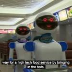 W tej restauracji w Chinach zatrudniono... roboty!