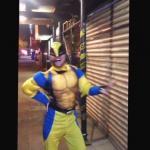 Wolverine parodiuje Beyoncé