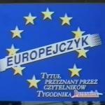 Stara reklama supermarketu JEM 1993 rok