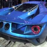 Ford GT - nowy supersamochód!