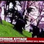Francuska policja kontra wzgórze
