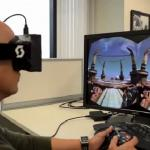 Jak wygląda wirtualny świat po założeniu Oculus Rift?