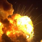 Eksplozja rakiety Antares - wielka porażka NASA!