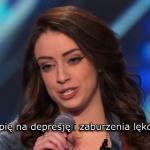 """Poruszający występ młodej wokalistki w amerykańskim """"Mam Talent"""""""