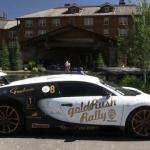 Bugatti Veyron osiąga prawie 400 km/h!