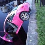Nietypowe wypadki samochodowe