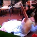 Panna młoda przesadziła z alkoholem